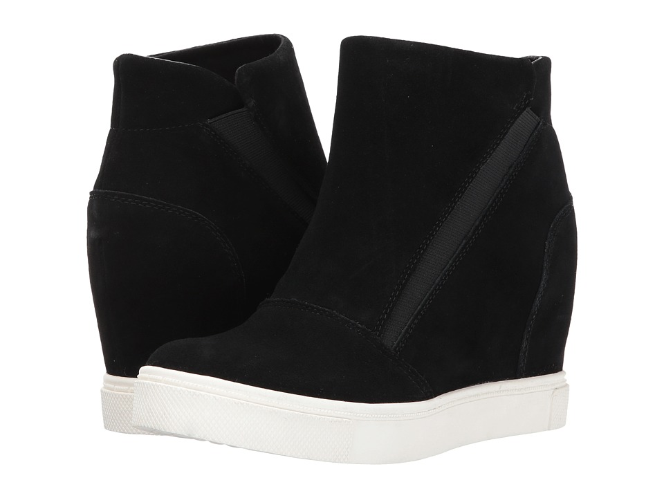 Steve Madden - Loma (Black Suede) Women's Boots