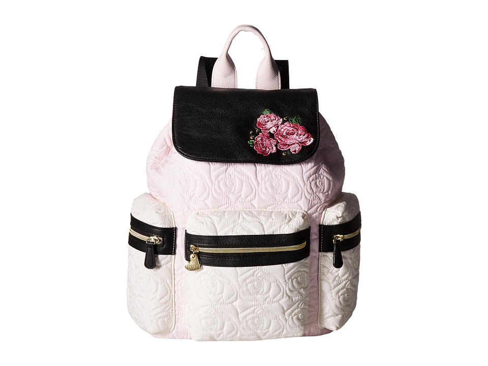 Betsey Johnson - Backpack (Blush Multi) Backpack Bags
