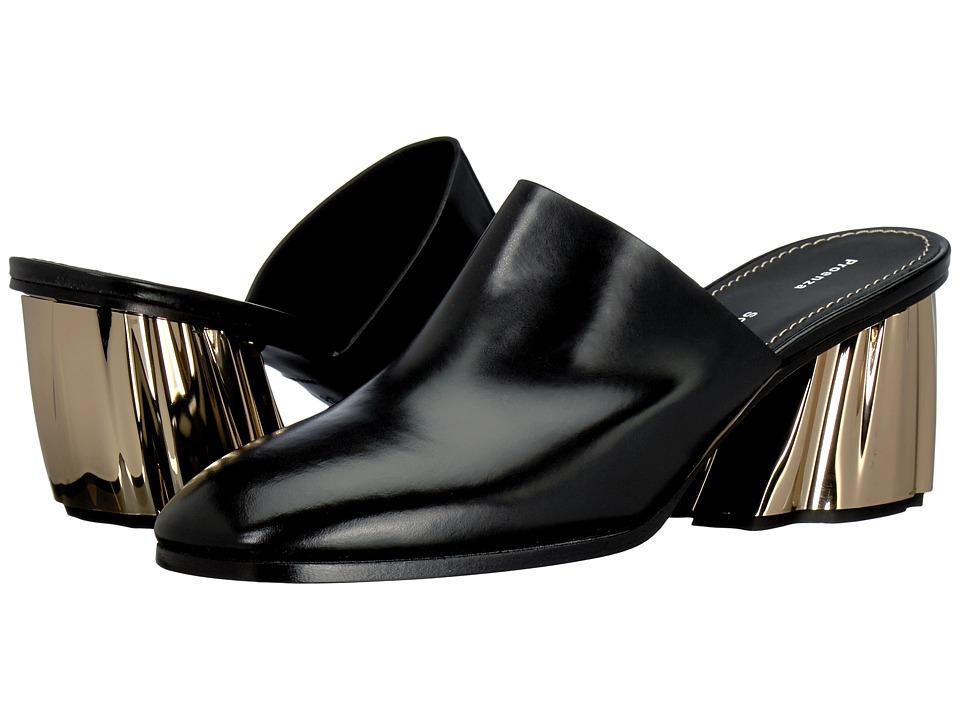 Proenza Schouler PS29235 (Black) High Heels