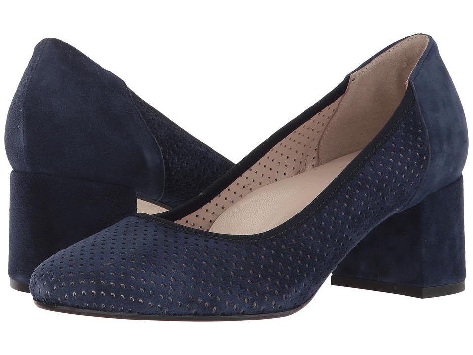 Cordani Nevins (Navy Suede) High Heels