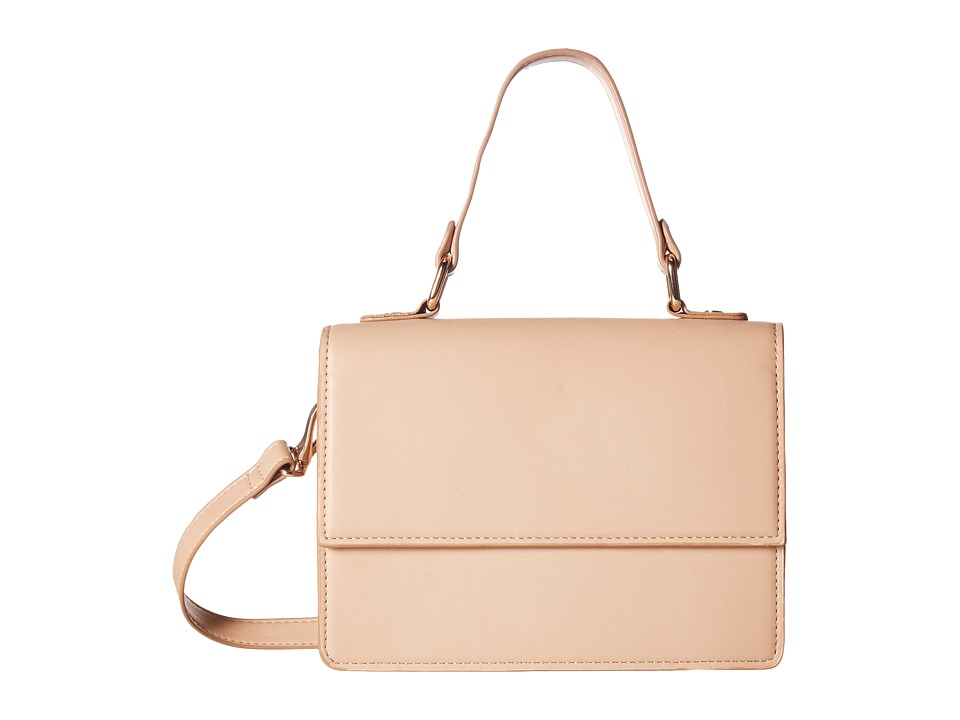 Deux Lux - Belle Mini Satchel (Blush) Satchel Handbags
