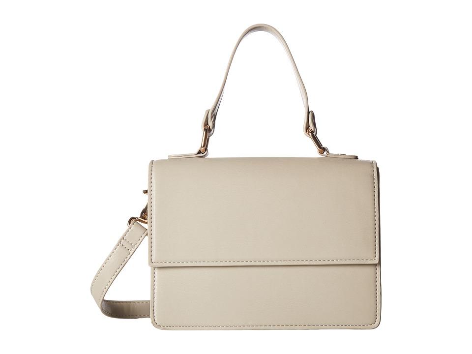 Deux Lux - Belle Mini Satchel (Grey) Satchel Handbags