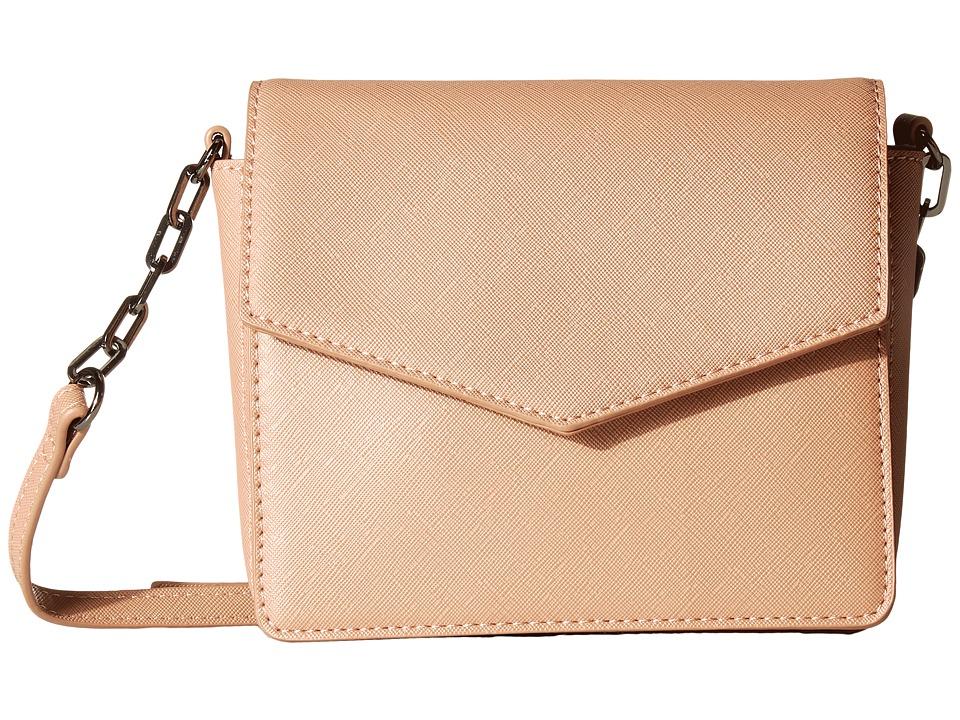 Deux Lux - Chelsea Crossbody (Taupe) Cross Body Handbags