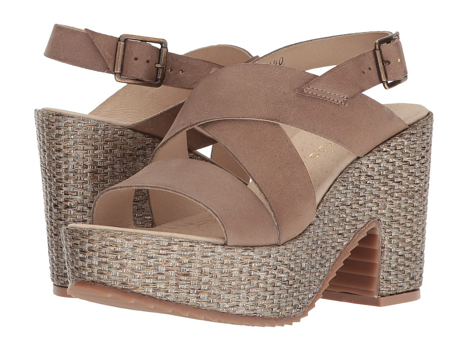 Cordani Lourdes (Taupe Nubuck) High Heels