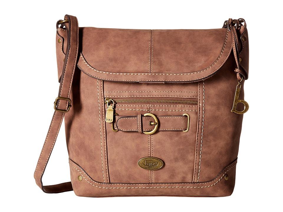 b.o.c. - Tremont Crobo (Chocolate) Handbags