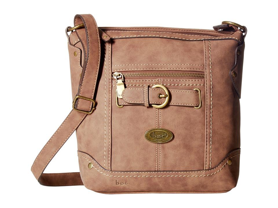 b.o.c. - Tremont Xbody (Chocolate) Handbags