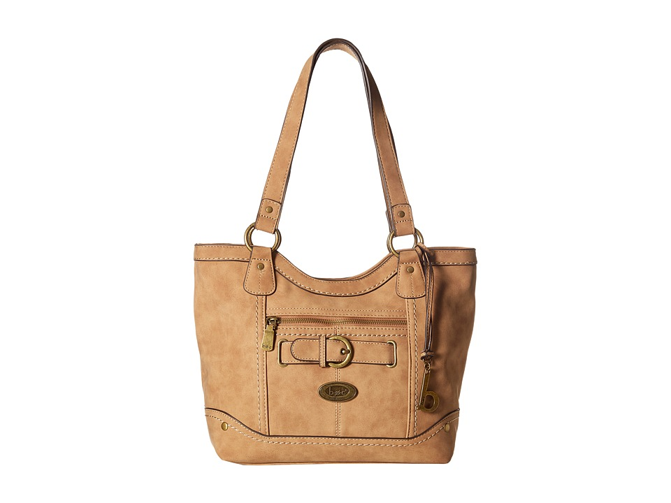b.o.c. - Tremont Shopper (Saddle) Handbags