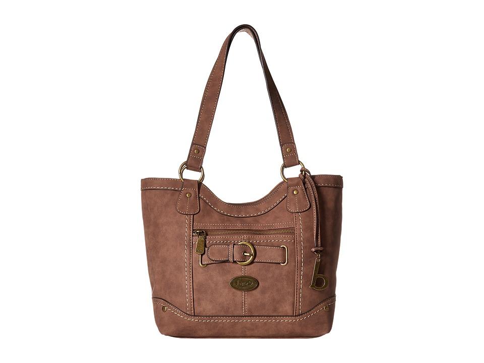b.o.c. - Tremont Shopper (Chocolate) Handbags