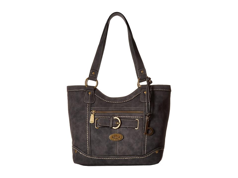 b.o.c. - Tremont Shopper (Charcoal) Handbags