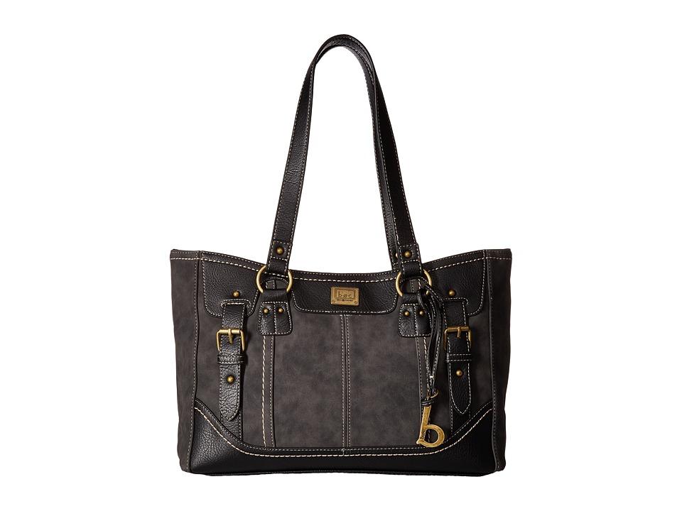 b.o.c. - Copeland Tote (Charcoal/Black) Tote Handbags