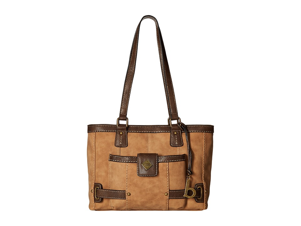 b.o.c. - Montville Tote (Saddle/Chocolate) Tote Handbags