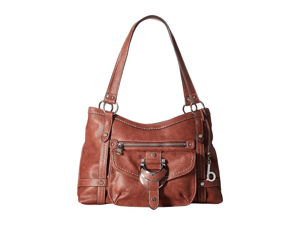 b.o.c. - Morley Tote (Cognac) Tote Handbags