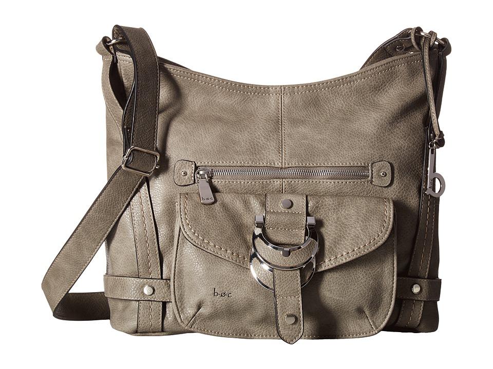 b.o.c. - Morley Crossbody (Charcoal) Cross Body Handbags
