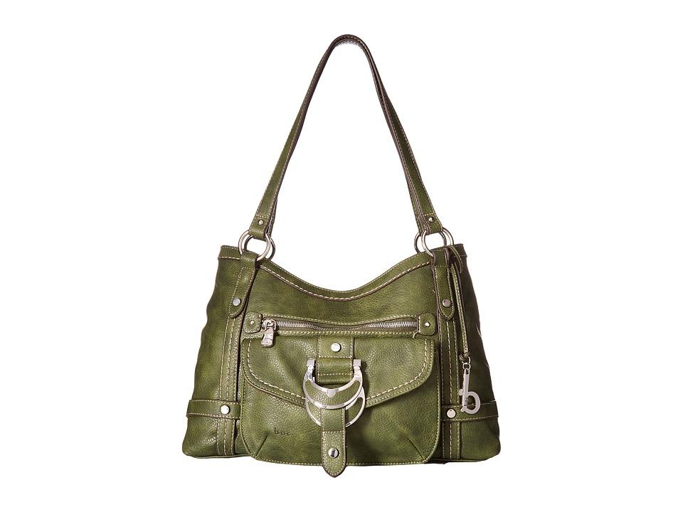 b.o.c. - Morley Tote (Olive) Tote Handbags