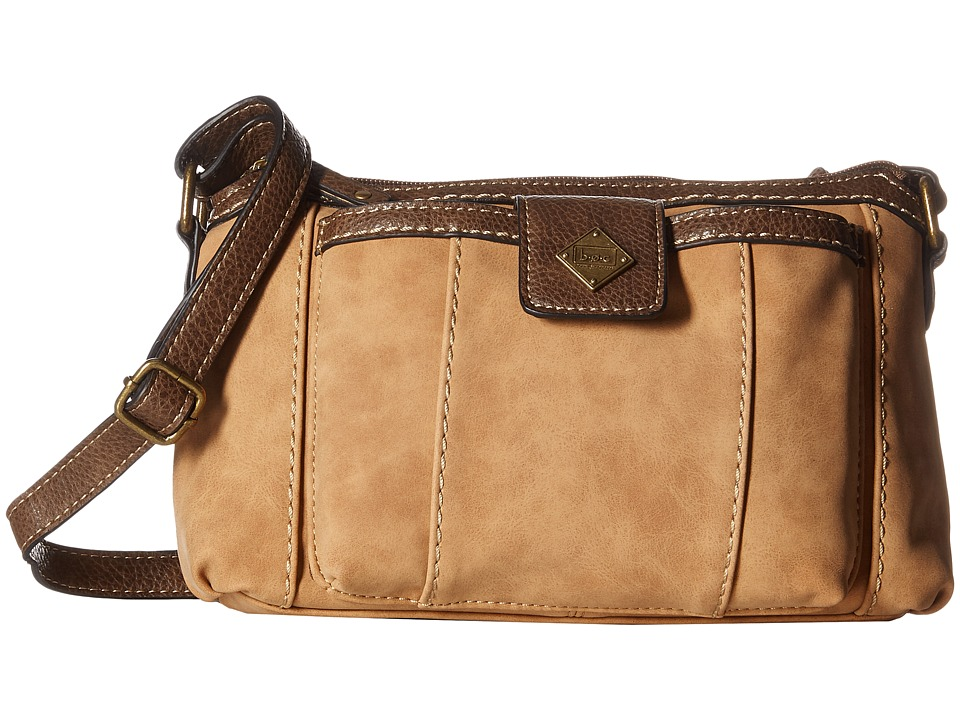 b.o.c. - Montville Merrimac (Saddle/Chocolate) Handbags