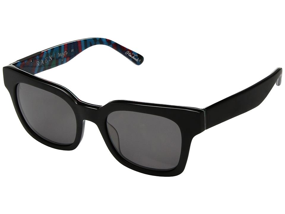 RAEN Optics - Myer (Matte Black Cosmic/Smoke) Fashion Sunglasses