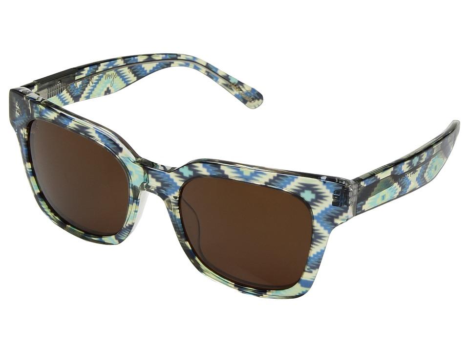 RAEN Optics - Myer (Crytsal Yuma/Brown) Fashion Sunglasses