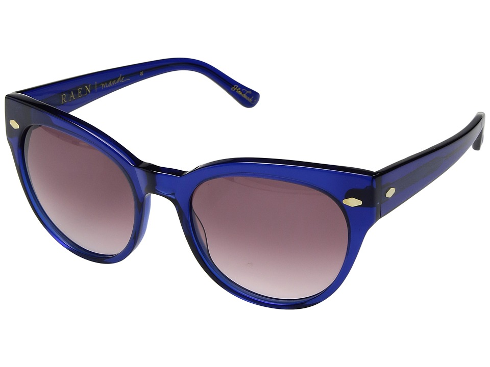 RAEN Optics - Maude (Blue Crystal/Smoke) Sport Sunglasses