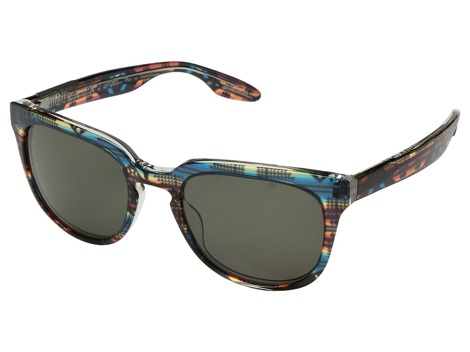 RAEN Optics - Vista (Crystal Coyote/Green) Fashion Sunglasses