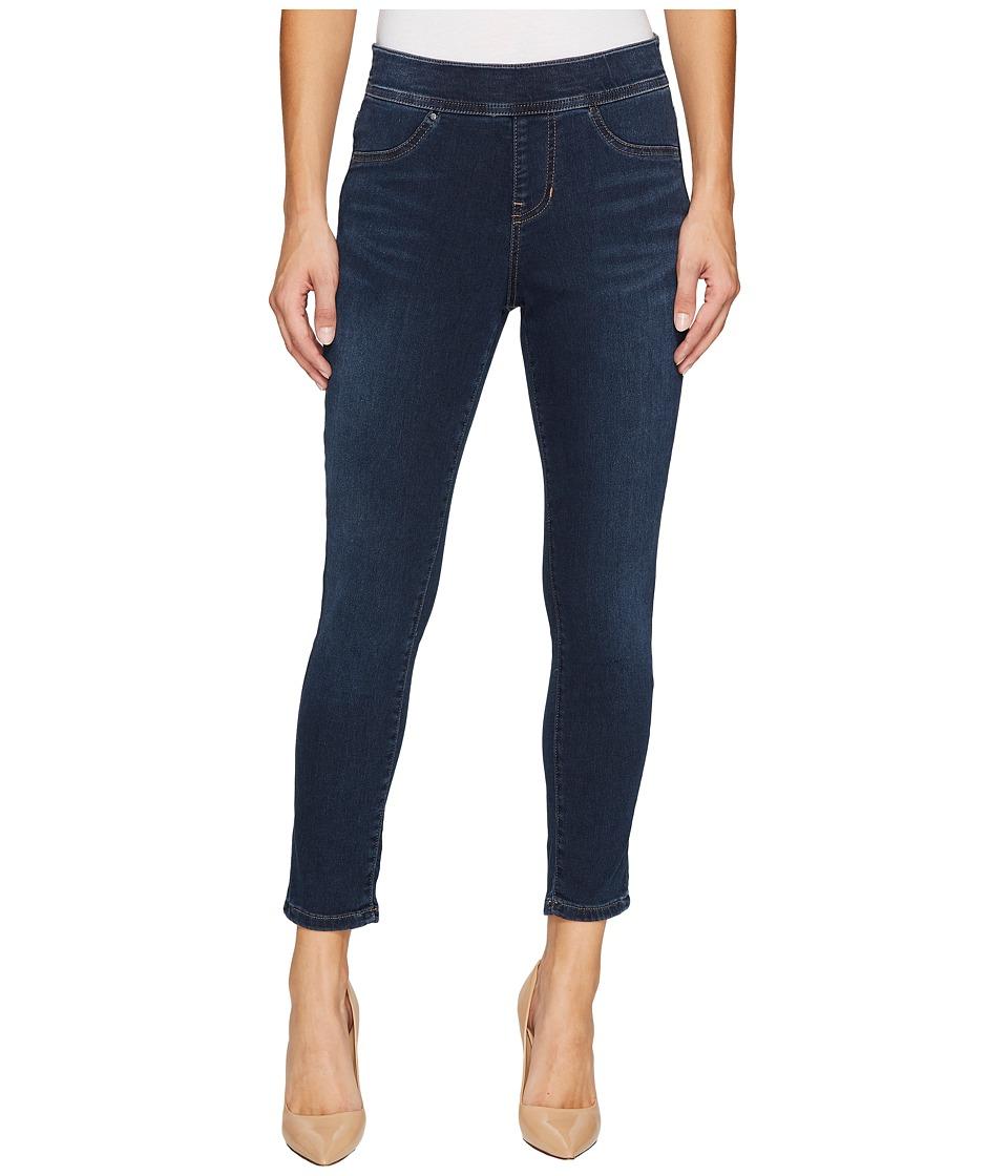 Jag Jeans Petite Petite Marla Pull-On Denim Leggings in Malibu (Malibu) Women