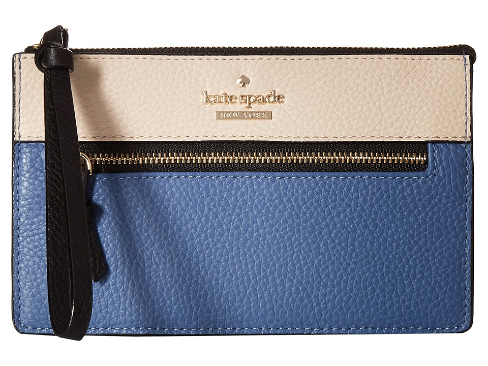 Kate Spade New York - Jackson Street Lancey (Constellation Blue) Wallet
