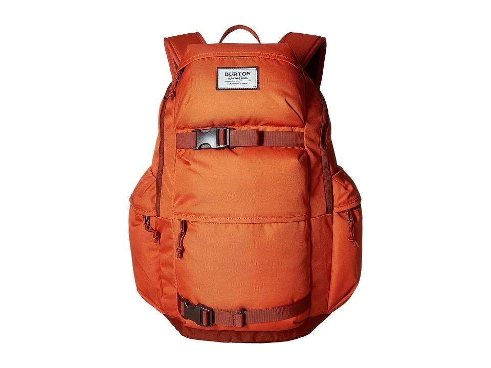 Burton Kilo Pack (Rust) Backpack Bags