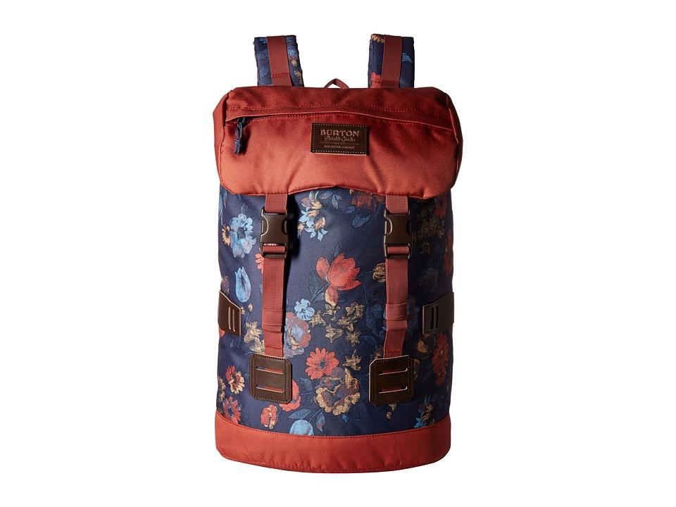 Burton Tinder Pack (Mood Indigo Wild Flower) Backpack Bags