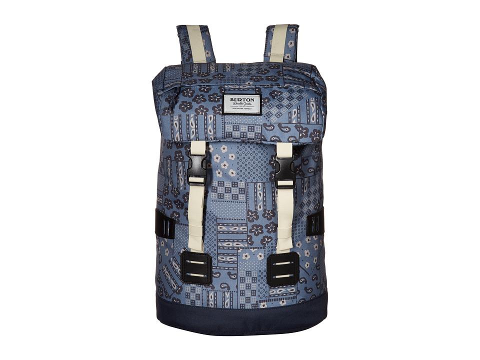 Burton Tinder Pack (Paisley Crop Print) Backpack Bags