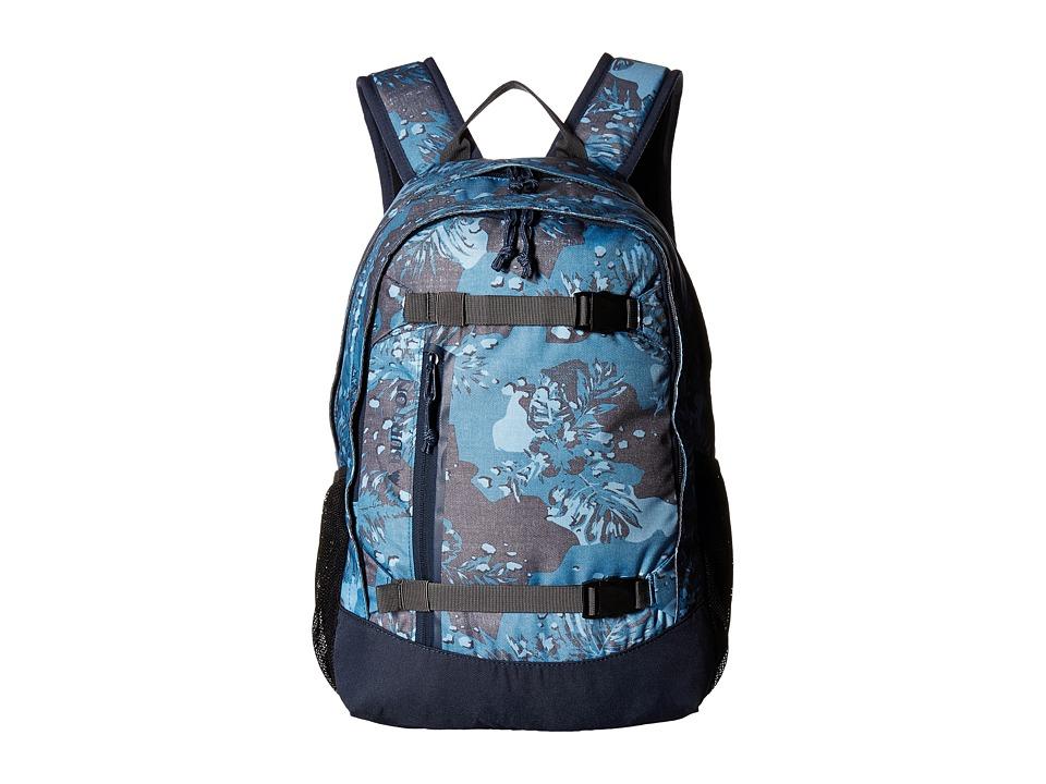 Burton Youth Day Hiker [20L] (Saxony Blue Hawaiian) Backpack Bags