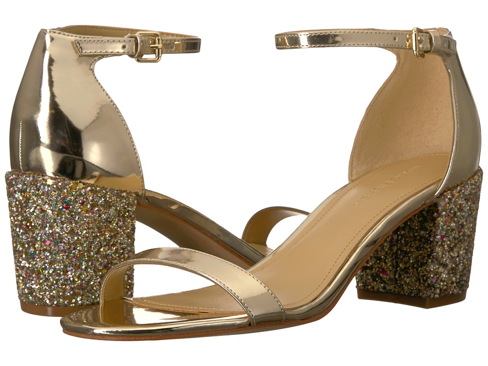 Marc Fisher - Safia (Gold Metallic) Women's Shoes