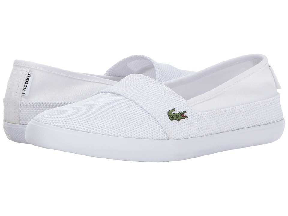 Lacoste - Marice 117 1 CAW (White) Women's Shoes