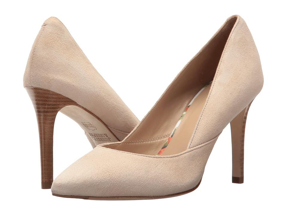 Johnston & Murphy - Vanessa Pump (Beige) Women's Shoes