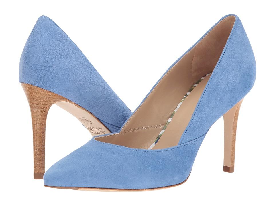 Johnston & Murphy - Vanessa Pump (Light Blue) Women's Shoes