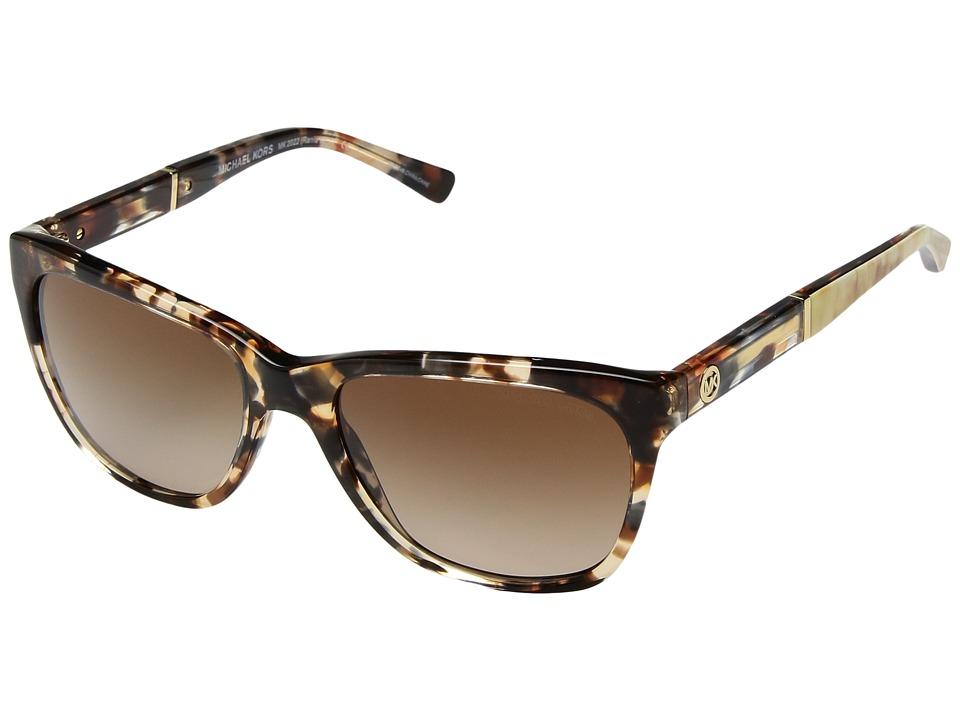 Michael Kors 0MK2013 (Tortoise) Fashion Sunglasses