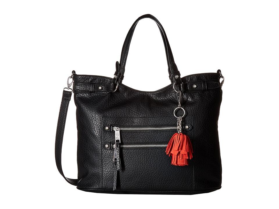 Jessica Simpson - Eva Tote (Black) Tote Handbags