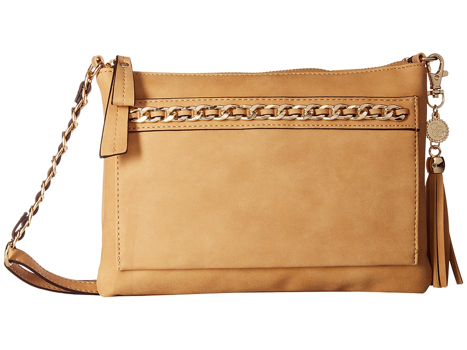 Jessica Simpson - Lilia Crossbody (Turmeric) Cross Body Handbags