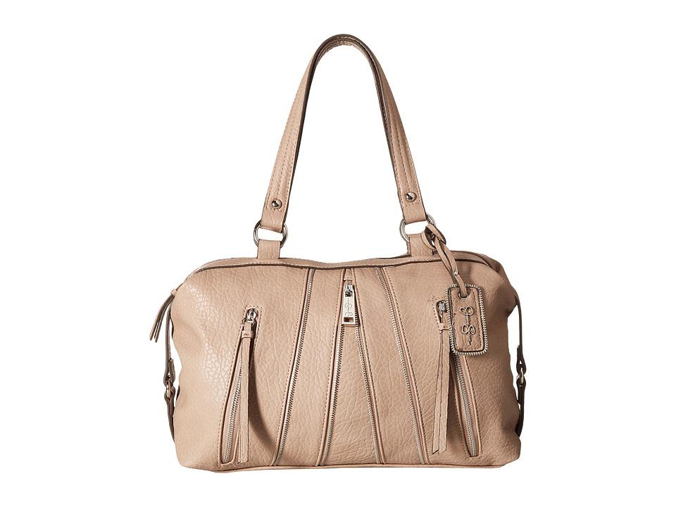 Jessica Simpson - Astor Satchel (Tawny) Satchel Handbags