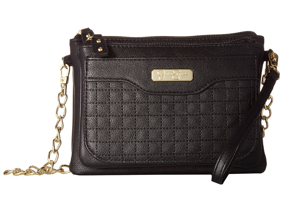 Jessica Simpson - Marjorie (Black) Handbags