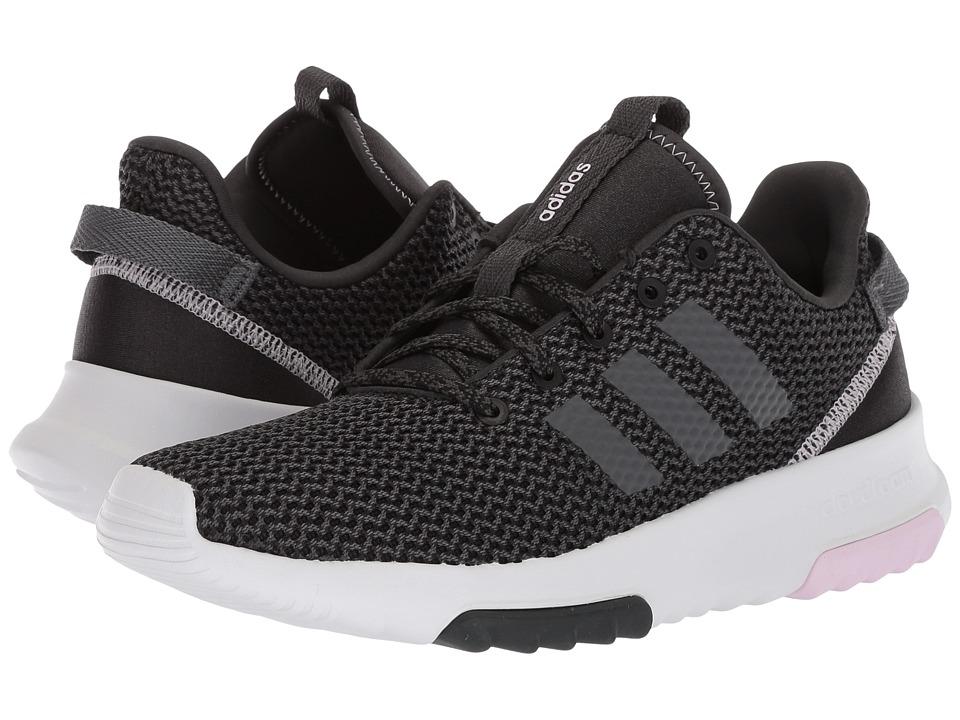 adidas Cloudfoam Racer TR (Carbon/Grey 5/Aero Pink) Women