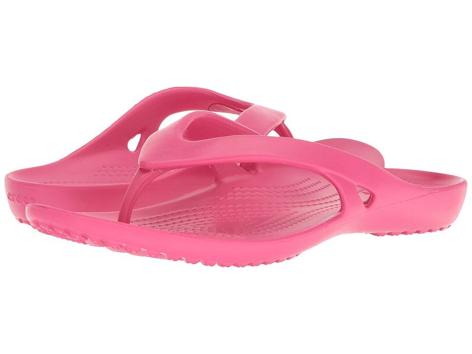 Crocs Kadee II Flip (Paradise Pink) Women