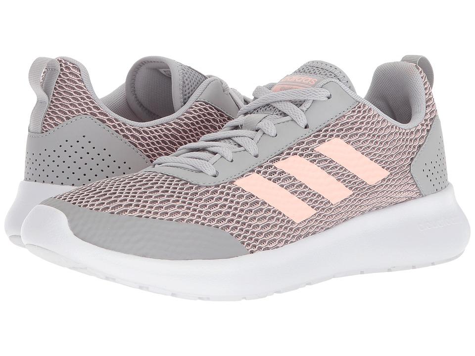 adidas Cloudfoam Element Race (Grey 2/Haze Coral) Women