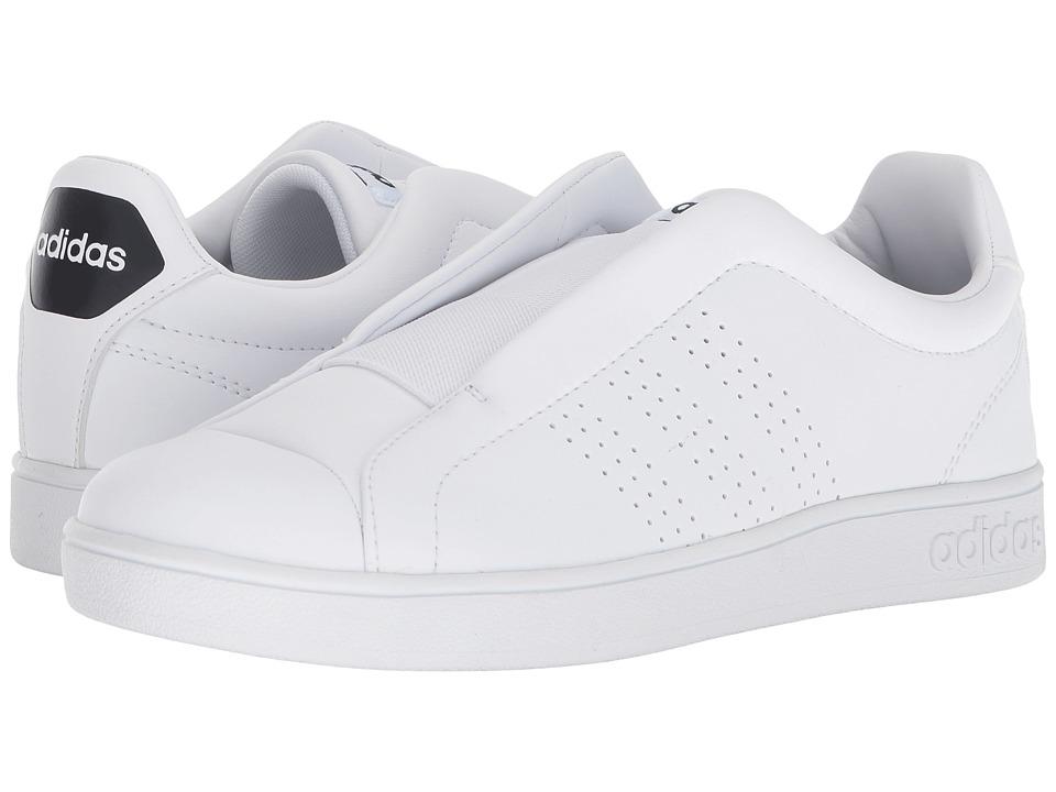adidas Advantage Adapt (White/White/Navy) Women