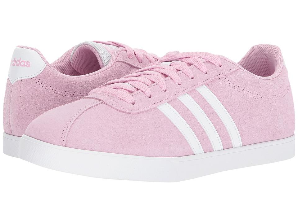 adidas Courtset (Frost Pink/White) Women