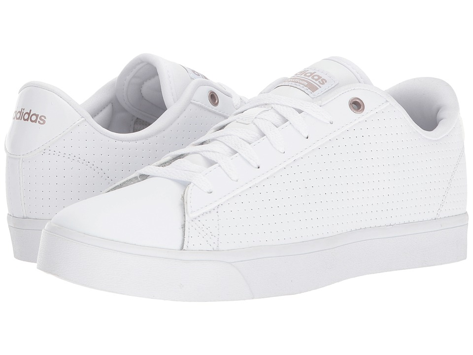 adidas Cloudfoam Daily QT CL (White/White/Grey 2) Women