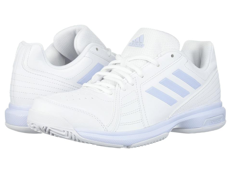 adidas Aspire (White/Aero Blue/White) Women