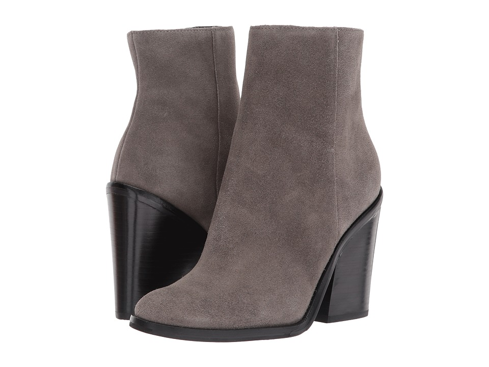 Marc Fisher LTD Mena (Gray Suede) Women