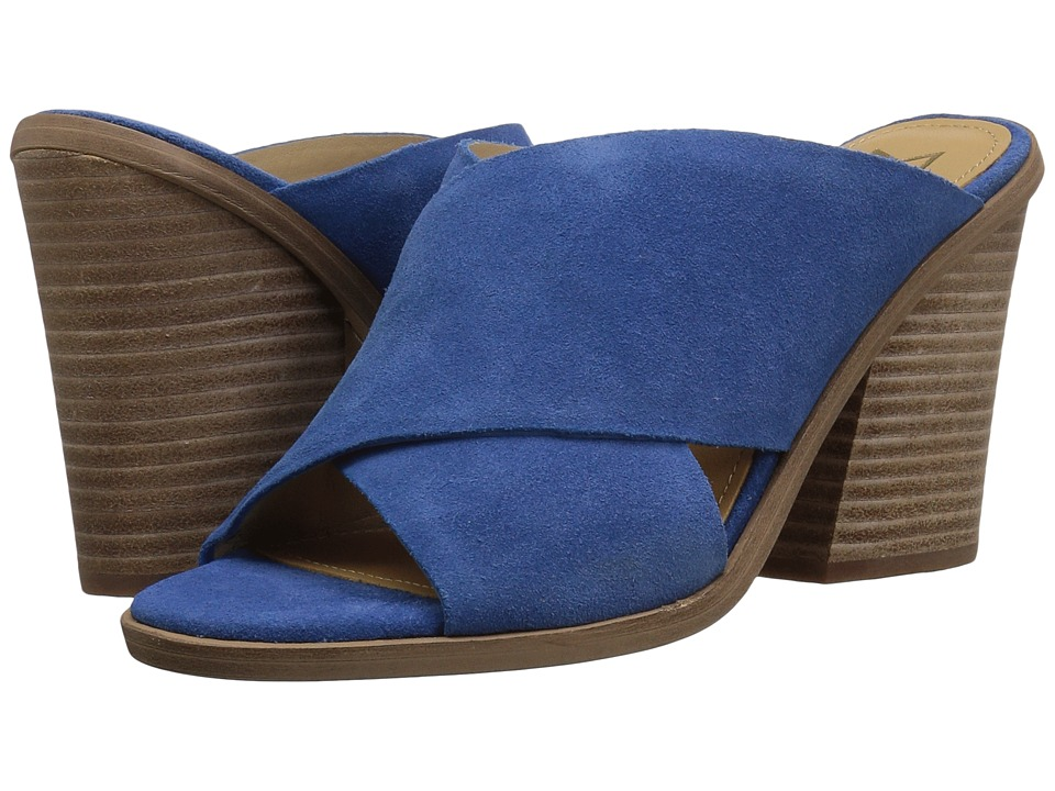 Marc Fisher LTD Volla (Blue Suede) Women