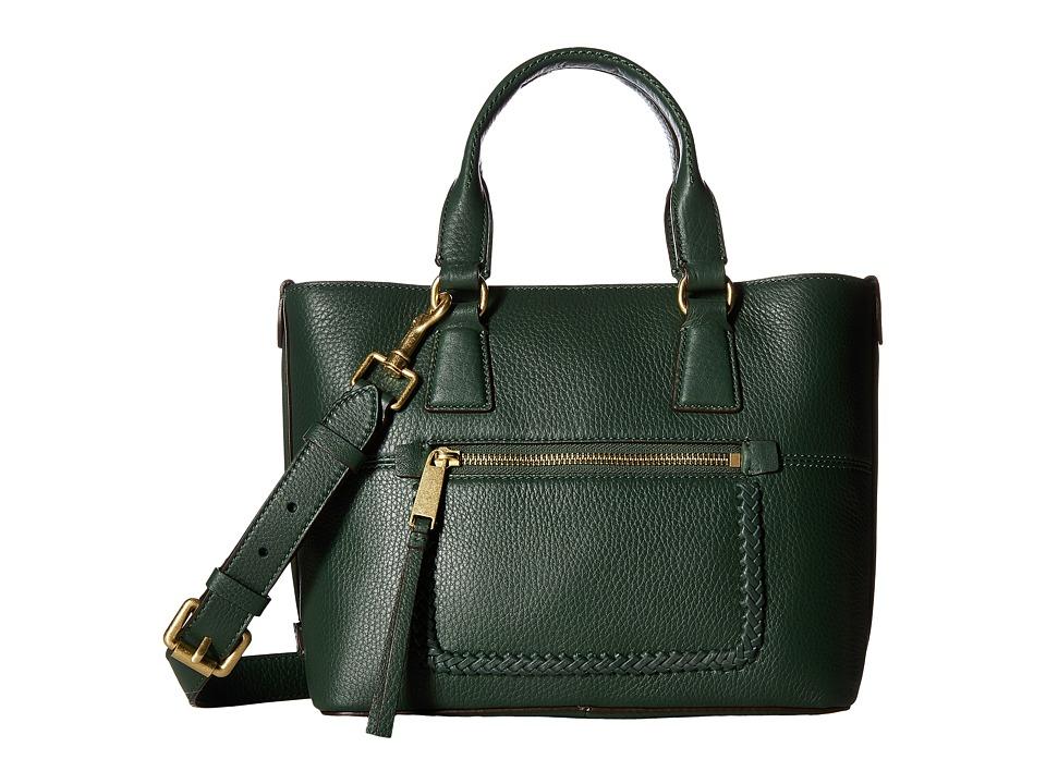 Cole Haan - Celia Small Tote (Emerald) Tote Handbags