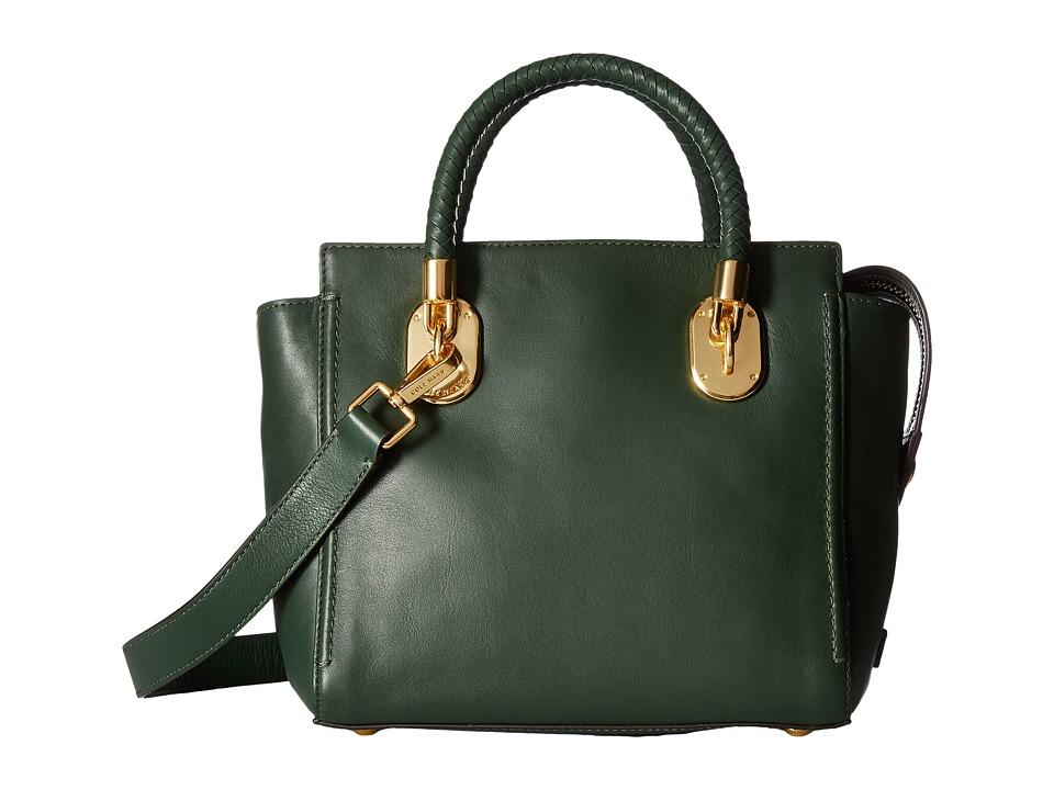Cole Haan - Benson II Small Tote (Emerald) Tote Handbags