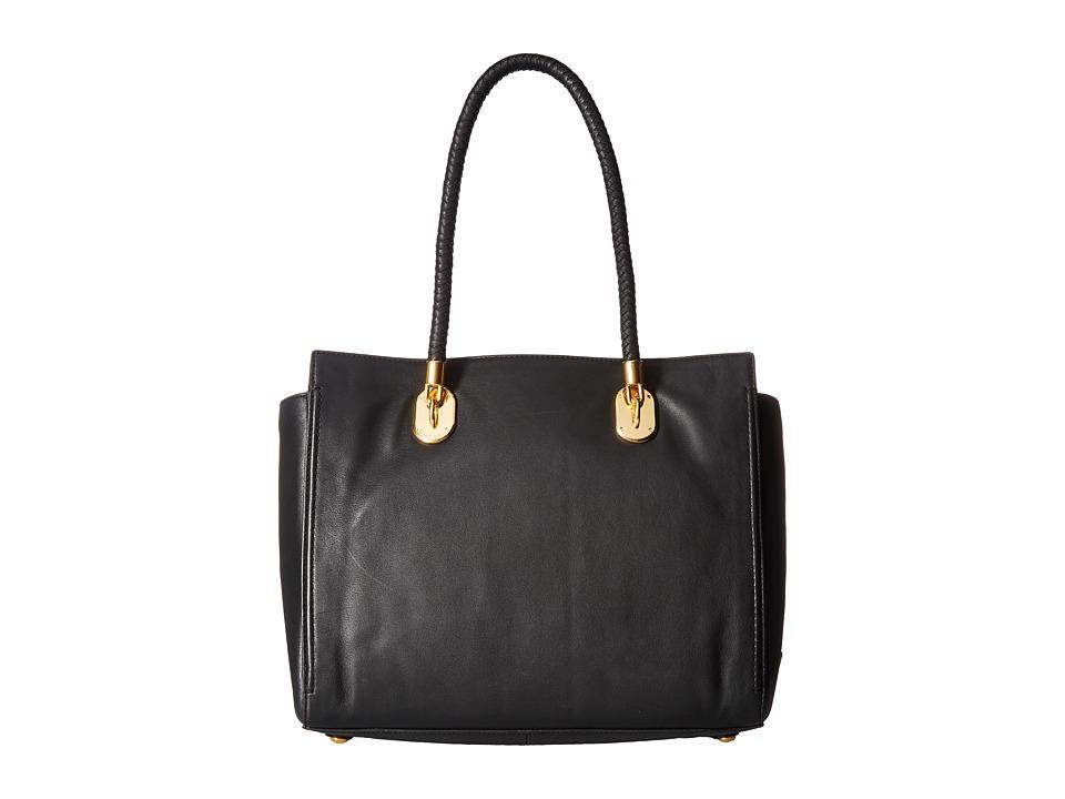Cole Haan - Benson II Work Tote (Black) Tote Handbags